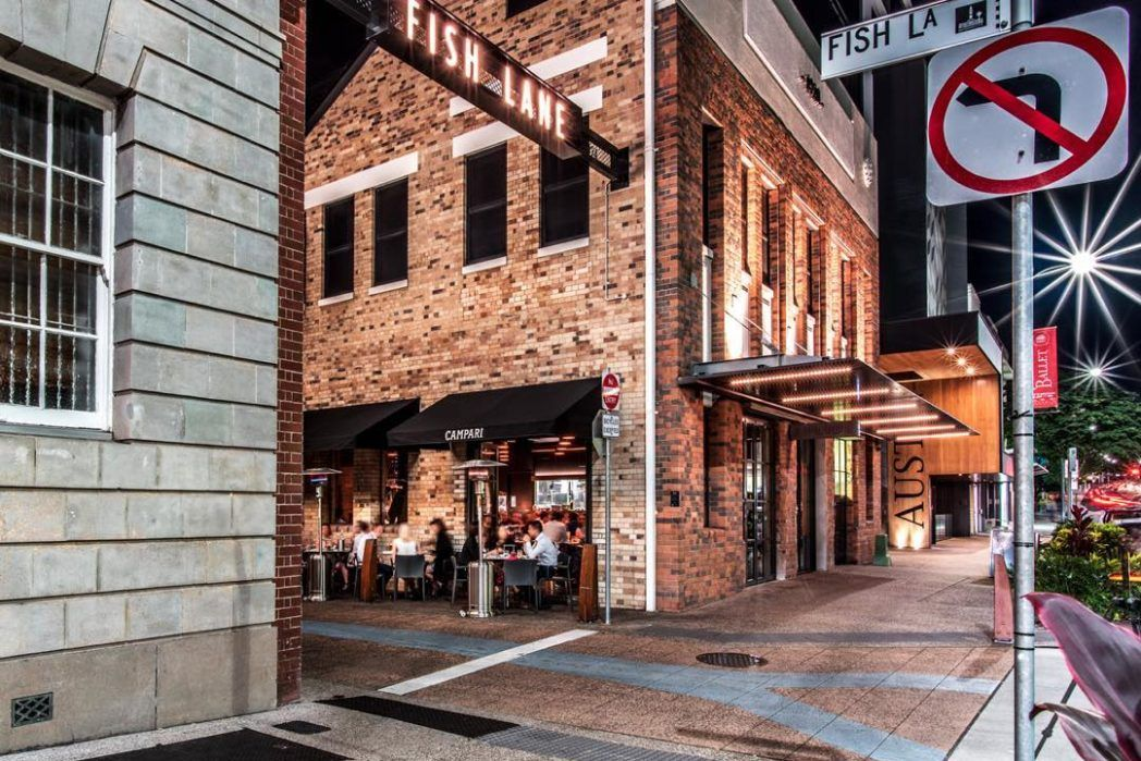 Fish Lane South Brisbane | Brisbane's best laneways