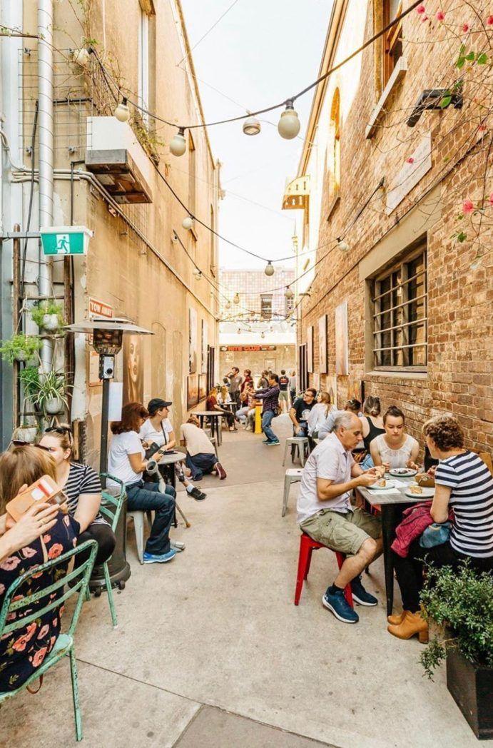 Bakery Lane | Brisbane's best laneways