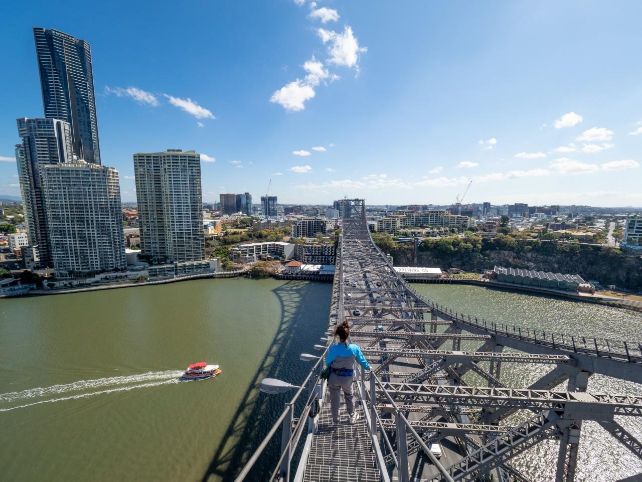 Story Bridge Adventure Climb   best things to do in Brisbane