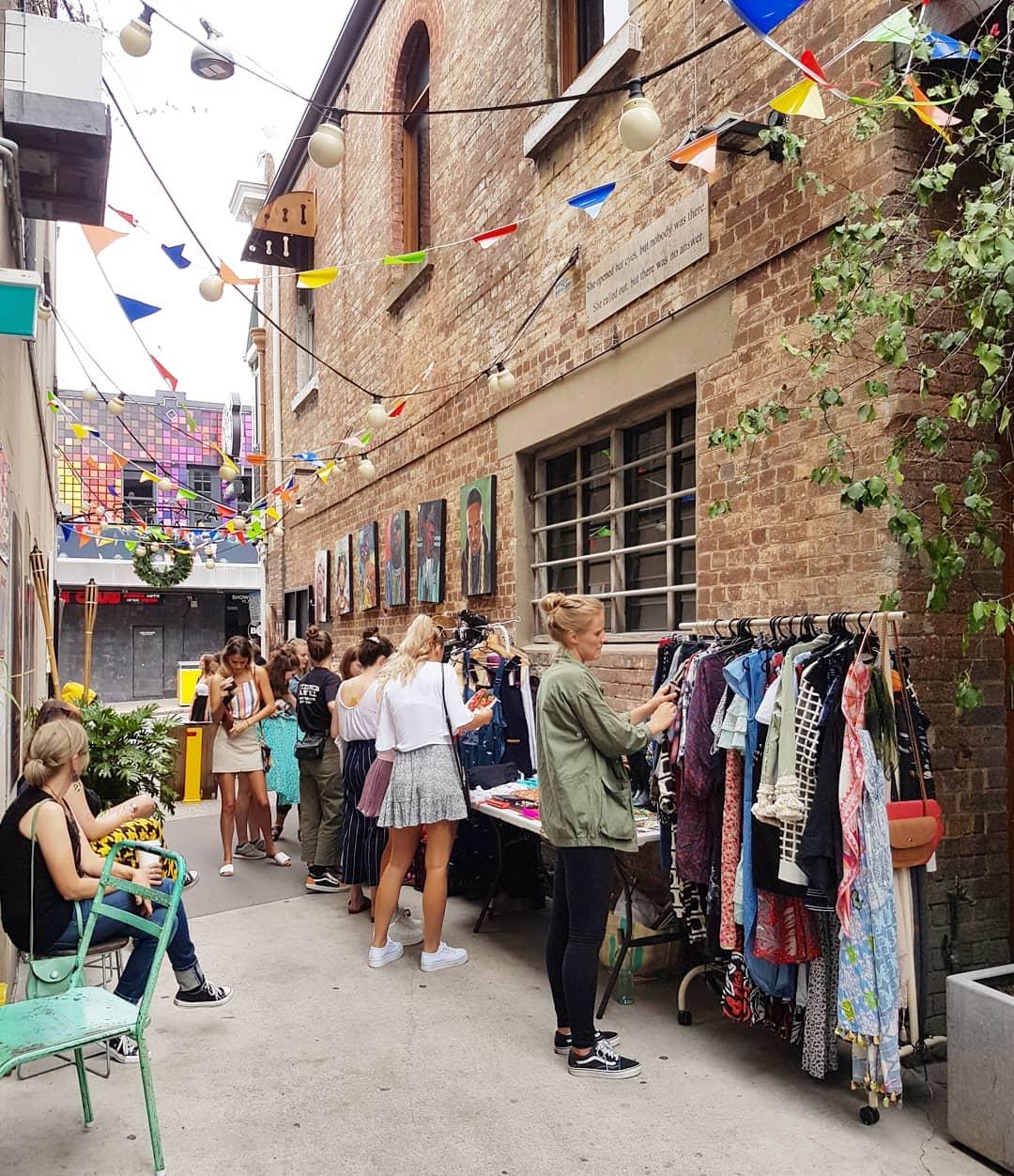 Bakery Lane   best things to do in Brisbane