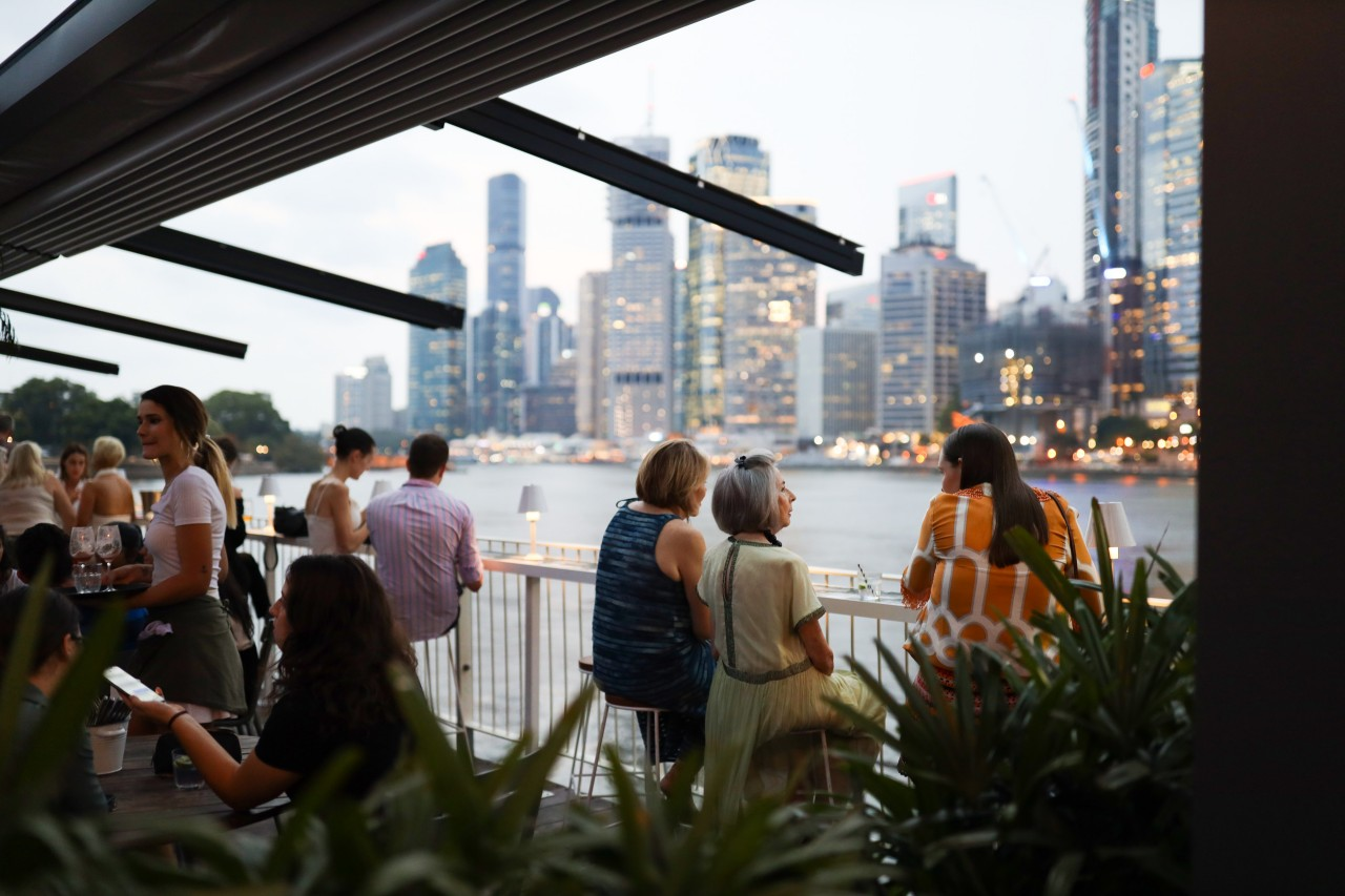 Mr Percival's Howard Smith Wharves   best things to do in Brisbane