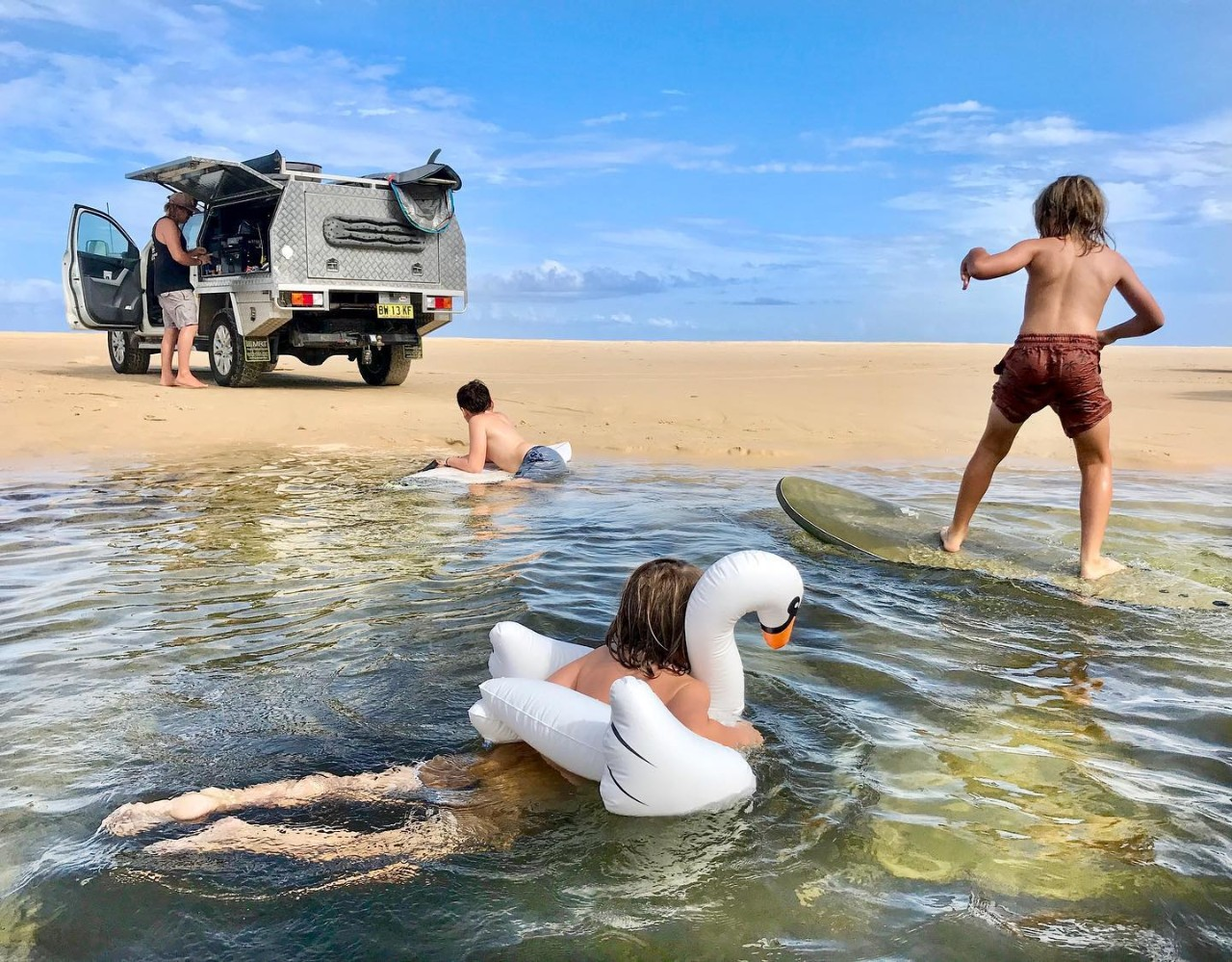 Top 20 Things To Do With Kids On The Fraser Coast Queensland